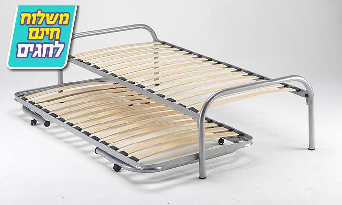 6 מיטת היי רייזר של PALETA - משלוח חינם!