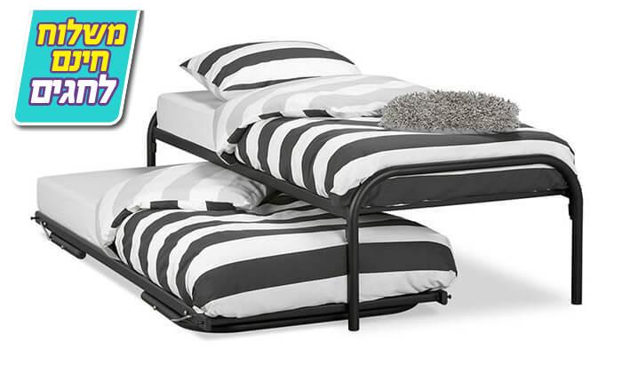 10 מיטת היי רייזר של PALETA - משלוח חינם!