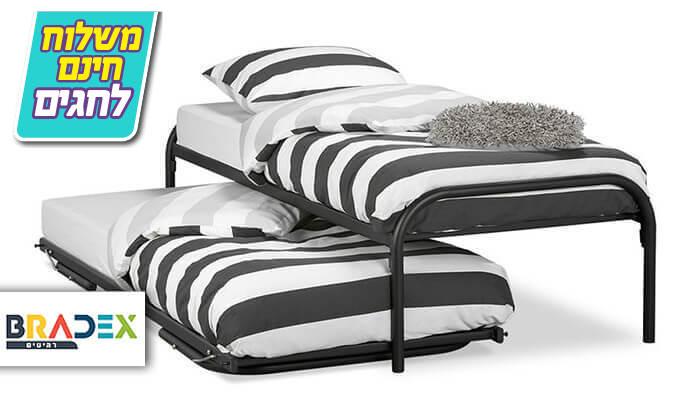 2 מיטת היי רייזר של PALETA - משלוח חינם!