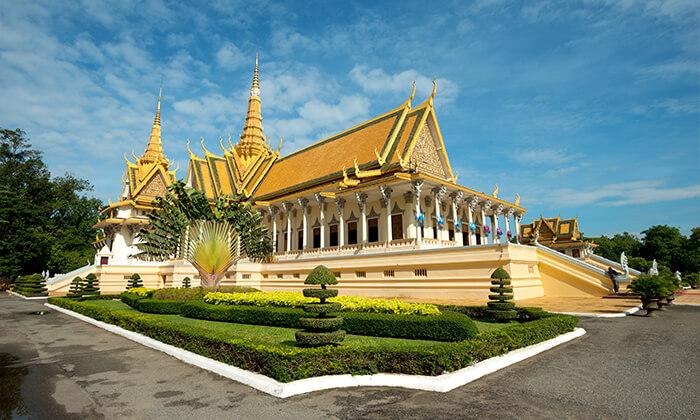 3 טיול מאורגן לווייטנאם, קמבודיה והונג קונג