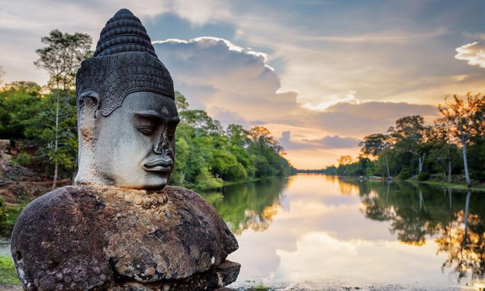 4 טיול מאורגן לווייטנאם, קמבודיה והונג קונג