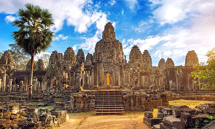 5 טיול מאורגן לווייטנאם, קמבודיה והונג קונג
