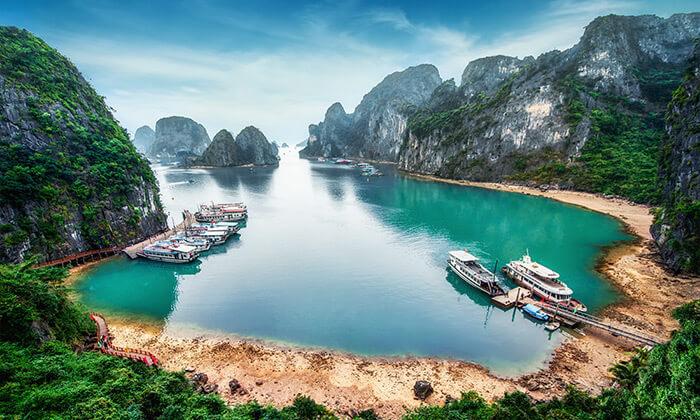 7 טיול מאורגן לווייטנאם, קמבודיה והונג קונג
