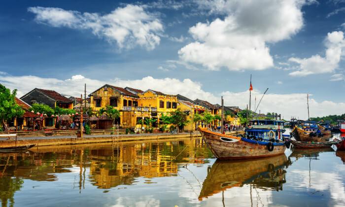 8 טיול מאורגן לווייטנאם, קמבודיה והונג קונג