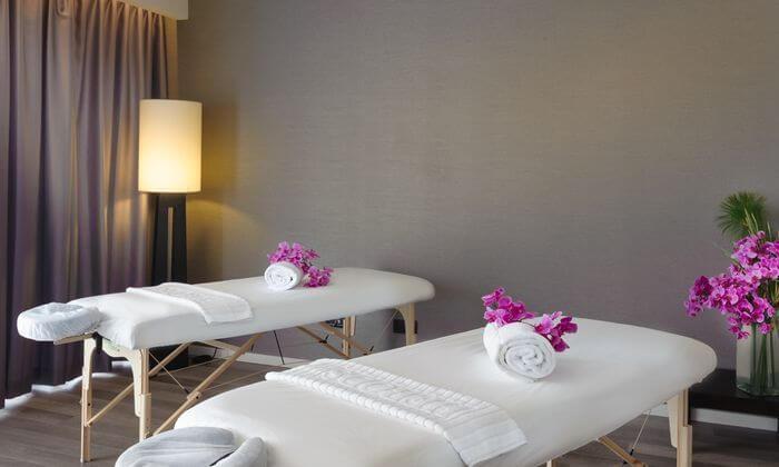 יום כיף עם עיסוי ב-Share spa, מלון הרודס הרצליה פיתוח