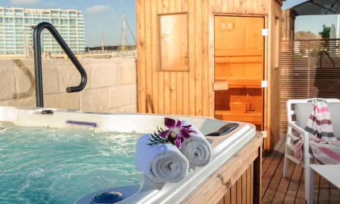 3 יום כיף עם עיסוי ב-Share spa, מלון הרודס הרצליה פיתוח