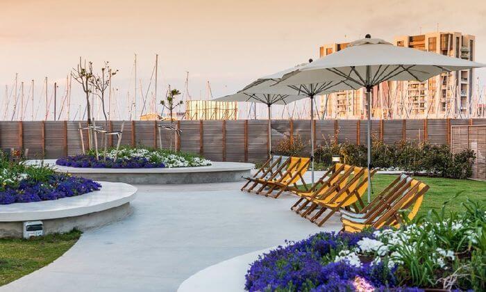 7 יום כיף עם עיסוי ב-Share spa, מלון הרודס הרצליה פיתוח