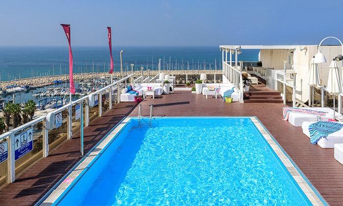 9 יום כיף עם עיסוי ב-Share Spa במלון לאונרדו ארט, חוף גורדון