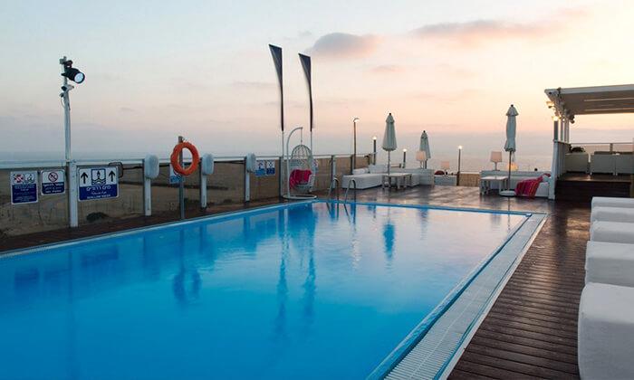 6 יום כיף עם עיסוי ב-Share Spa במלון לאונרדו ארט, חוף גורדון