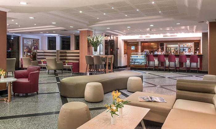 6 יום כיף זוגי עם עיסוי ב-Share Spa במלון לאונרדו ארט, חוף גורדון