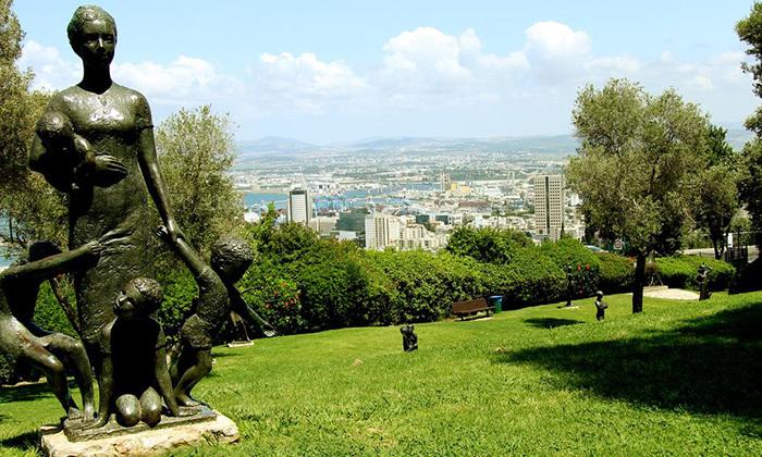 4 יום פינוק ב-Share spa, מלון דן כרמל חיפה