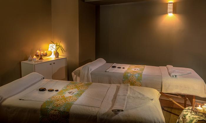 2 יום פינוק ב-Share spa, מלון דן כרמל חיפה