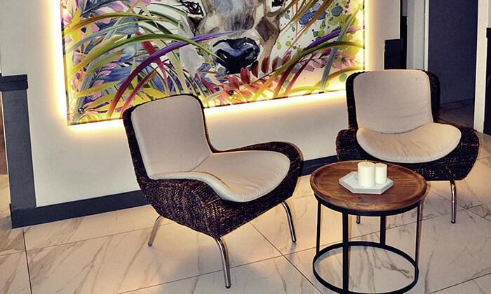 6 יום פינוק עם עיסוי ב-Share Spa מלון אורכידאה תל אביב