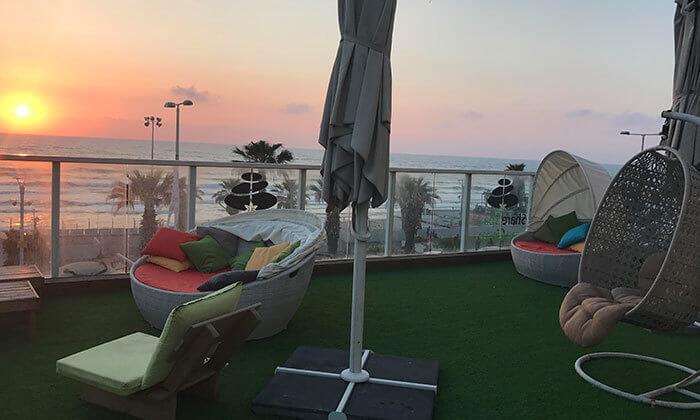 6 יום פינוק עם עיסוי ב-Share Spa מלון לאונרדו סוויט, בת ים
