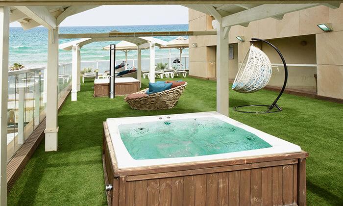 11 יום פינוק עם עיסוי ב-Share Spa מלון לאונרדו סוויט, בת ים