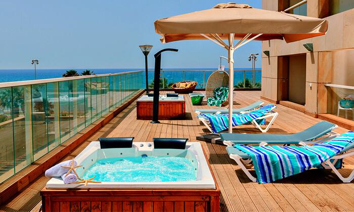 15 יום פינוק עם עיסוי ב-Share Spa מלון לאונרדו סוויט, בת ים