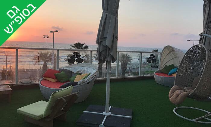 7 יום פינוק עם עיסוי ב-Share Spa מלון לאונרדו סוויט, בת ים