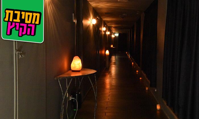 10 יום פינוק עם עיסוי ב-Share Spa מלון לאונרדו סוויט, בת ים