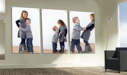 הדפסת תמונות על זכוכית