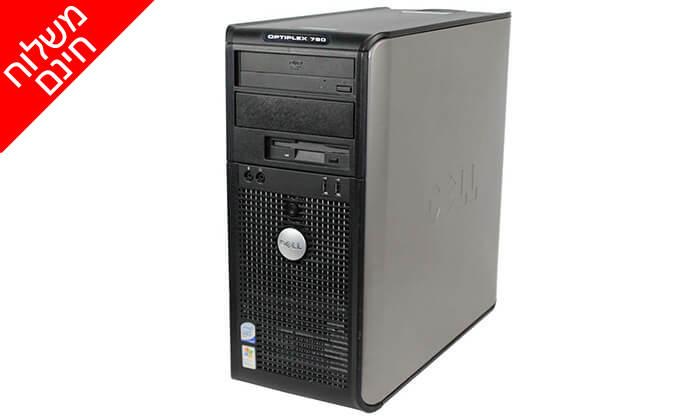 4 מחשב נייח DELL/HP/LENOVO עם מעבד i3 - משלוח חינם