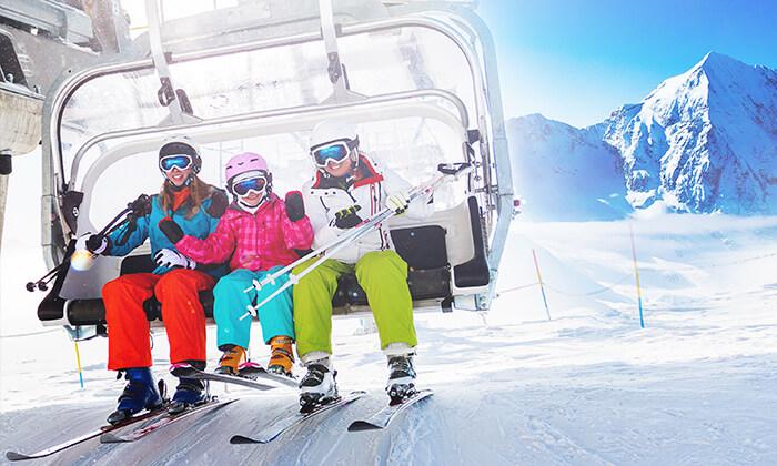 4 חופשת סקי משפחתית ב-Bansko, בולגריה