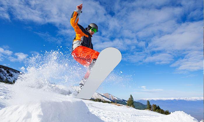 2 חופשת סקי משפחתית ב-Bansko, בולגריה