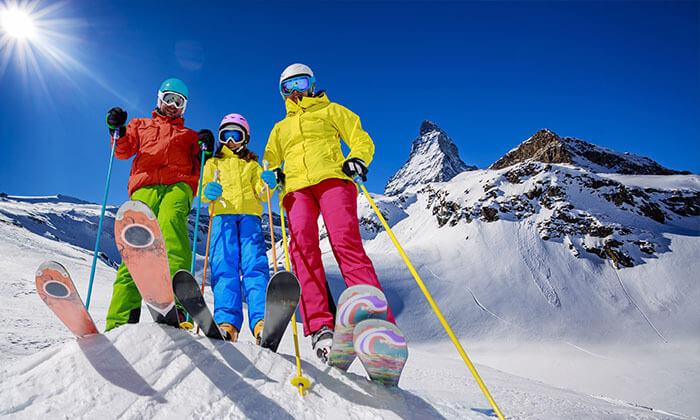 3 חופשת סקי משפחתית ב-Bansko, בולגריה