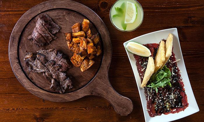 11 ארוחה זוגיתברשת רק בשר