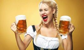 חבילת כדורגל ובירה בגרמניה