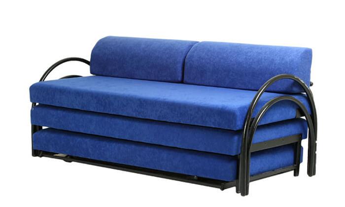 2 שלוש מיטות בספה אחת