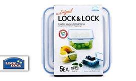 מארז 5 קופסאותLock & Lock