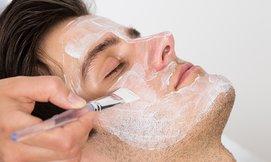 טיפולי פנים לגברים בחולון