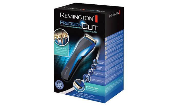 5 מכונת גילוח נטענת Remington