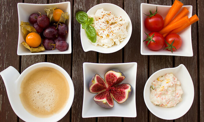 9 ארוחה זוגית איטלקית בבית הקפה נושה, פתח תקווה