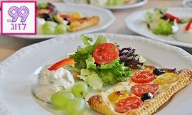 ארוחה זוגית איטלקית ב'נושה'