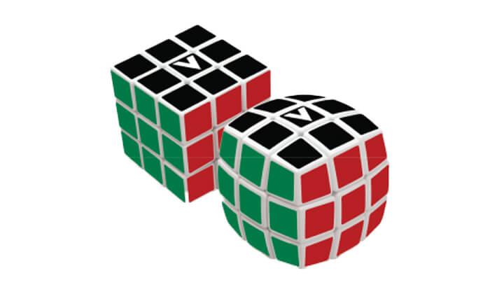 2 קוביית משחקV-CUBE