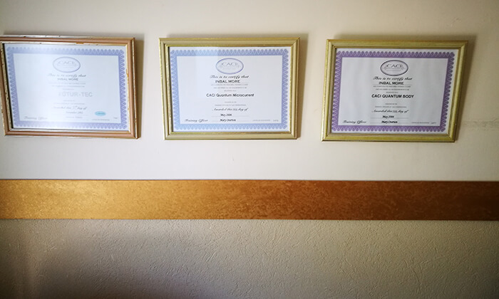 6 טיפולי פנים מתקדמים בקליניקה של ענבל מורי, הוד השרון