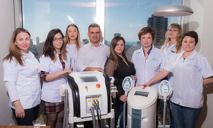 4 טיפול בחומצה היאלרונית באמטרה מדיקל, תל אביב