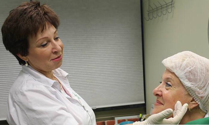 5 טיפול בחומצה היאלרונית באמטרה מדיקל, תל אביב