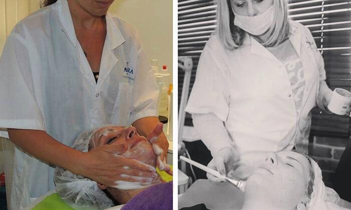 4 טיפול פנים ברשת אמטרה מדיקל, תל אביב