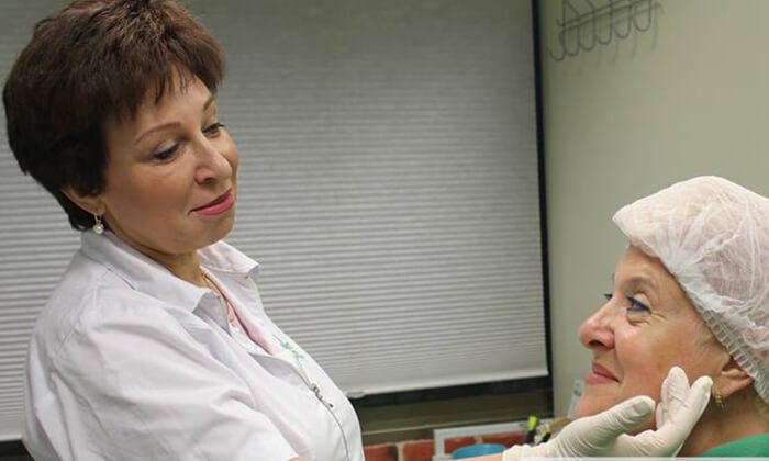 5 טיפול פנים ברשת אמטרה מדיקל, תל אביב