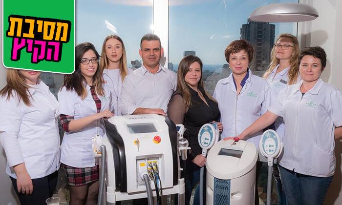 8 טיפול פנים ברשת אמטרה מדיקל, תל אביב