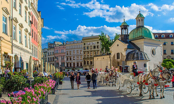5 סיורים מרתקים לבחירה בקראקוב