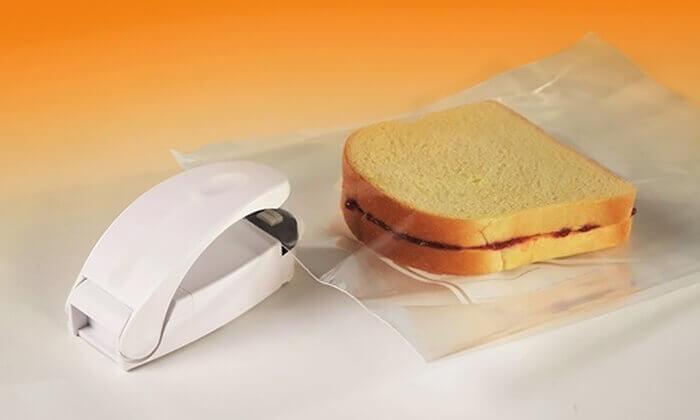 10 אוטם שקיות Smart Sealer