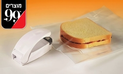 אוטם שקיות Smart Sealer