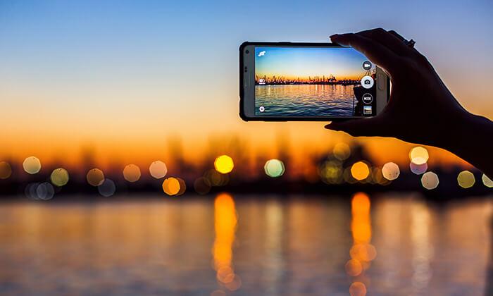 4 סדנת צילום בסמארטפון - אאוריקה, נמל תל אביב