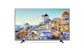 טלוויזיה חכמה 4K LG, מסך 55''
