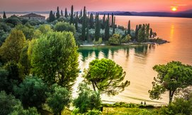 קיץ בצפון איטליה