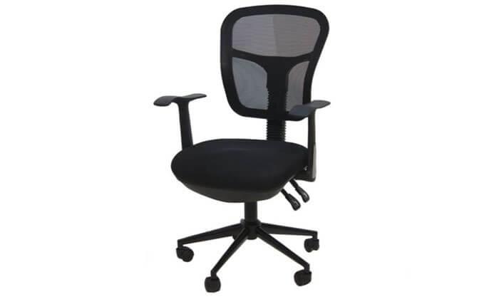 2 כיסא מחשב ארגונומי