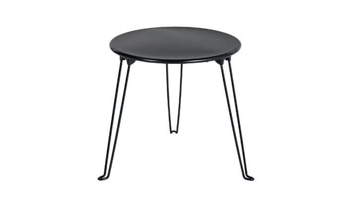 5 שולחן צד עגול
